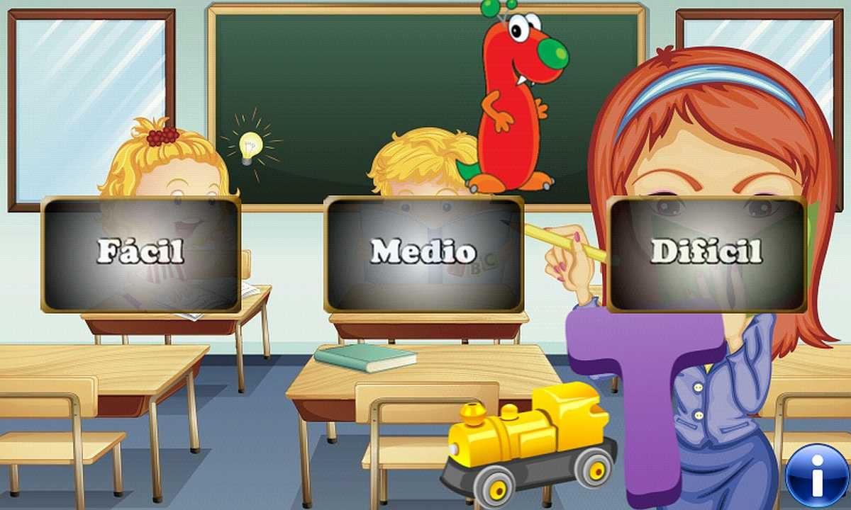 Alfabeto en Español para Android