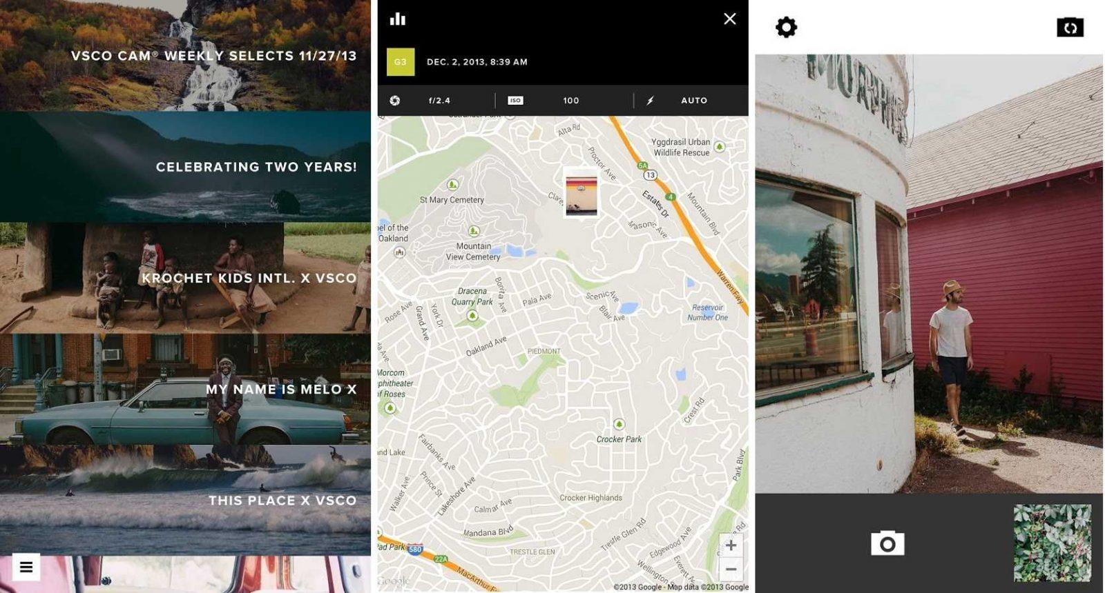 Las 6 mejores aplicaciones Android de fotografía