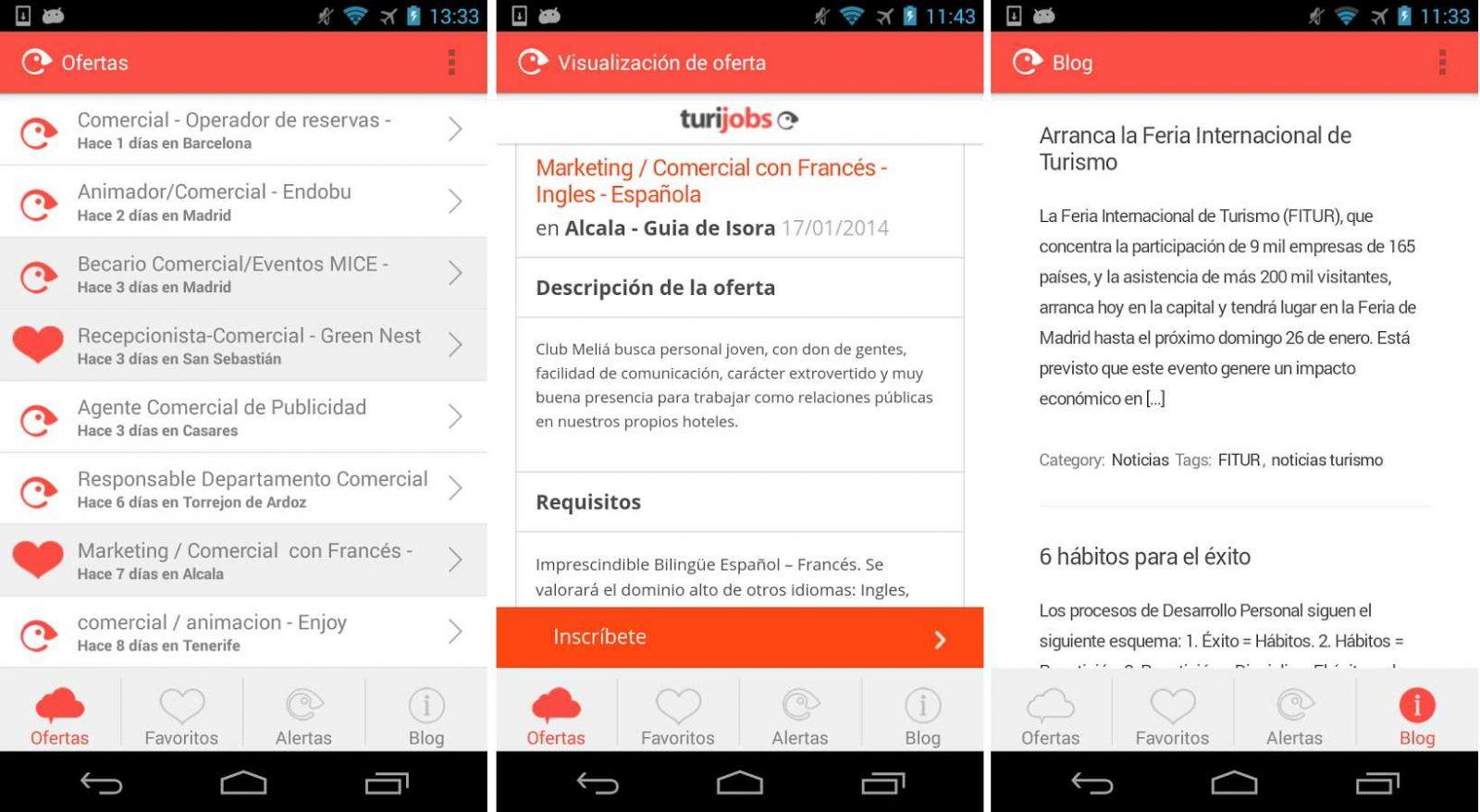App para buscar trabajo turijobs im genes y fotos for Aplicacion para buscar habitacion