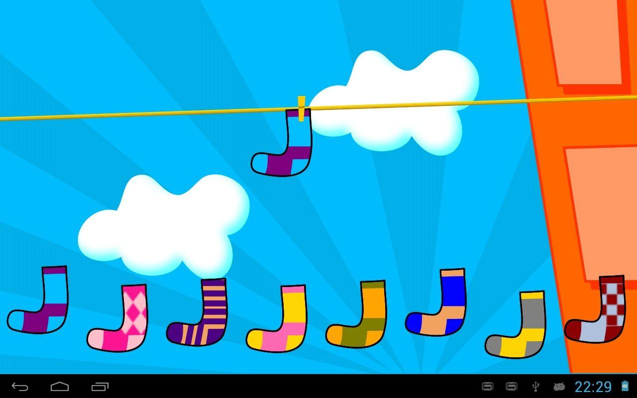 app para nio kids socks en android