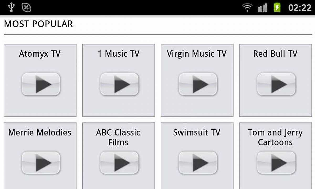 App para ver la tele Watch TV