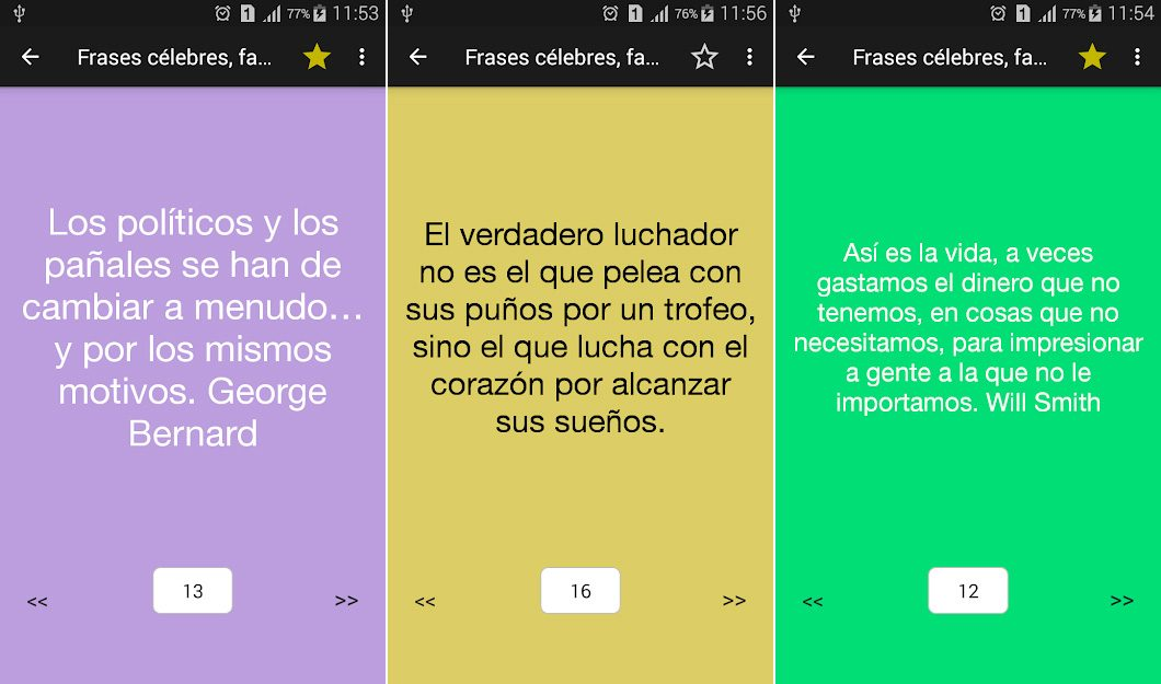 Las 5 Mejores Apps De Frases Para Android