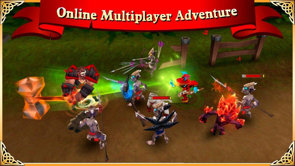 Galeria De Imagenes Los 8 Mejores Juegos Rpg Para Android