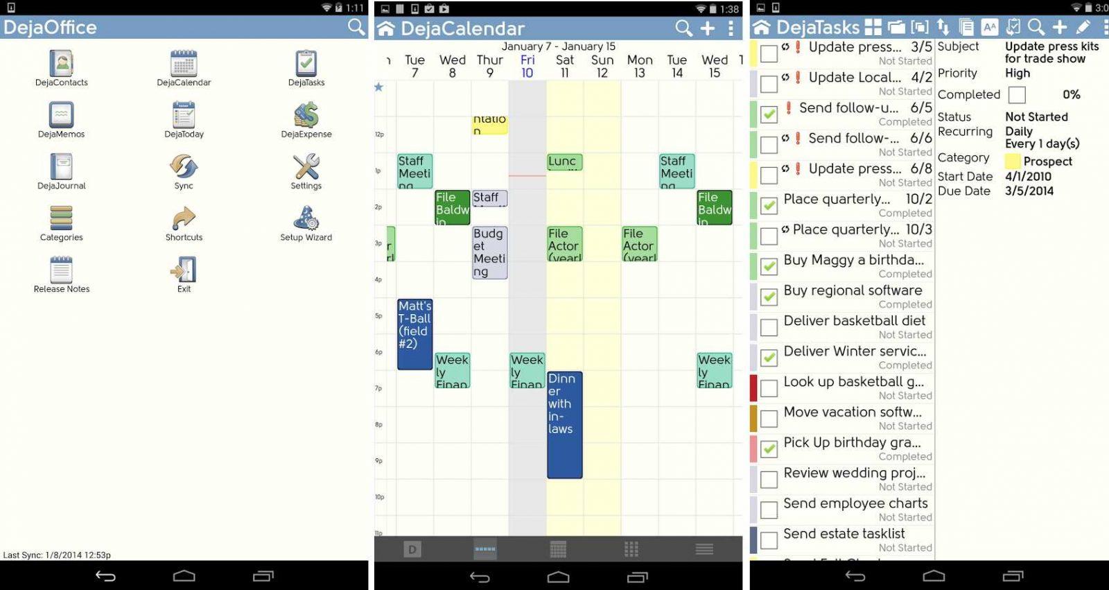 Alarma Calendario Samsung.Los 8 Mejores Calendarios Android De 2019