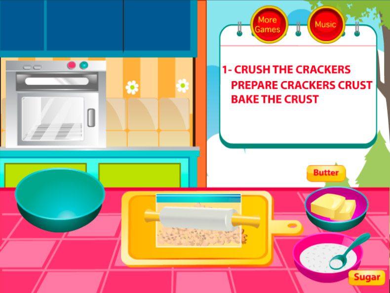 cocinar tortas juego de cocinas android