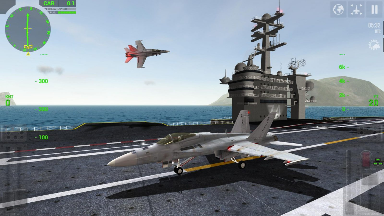 F18 Carrier