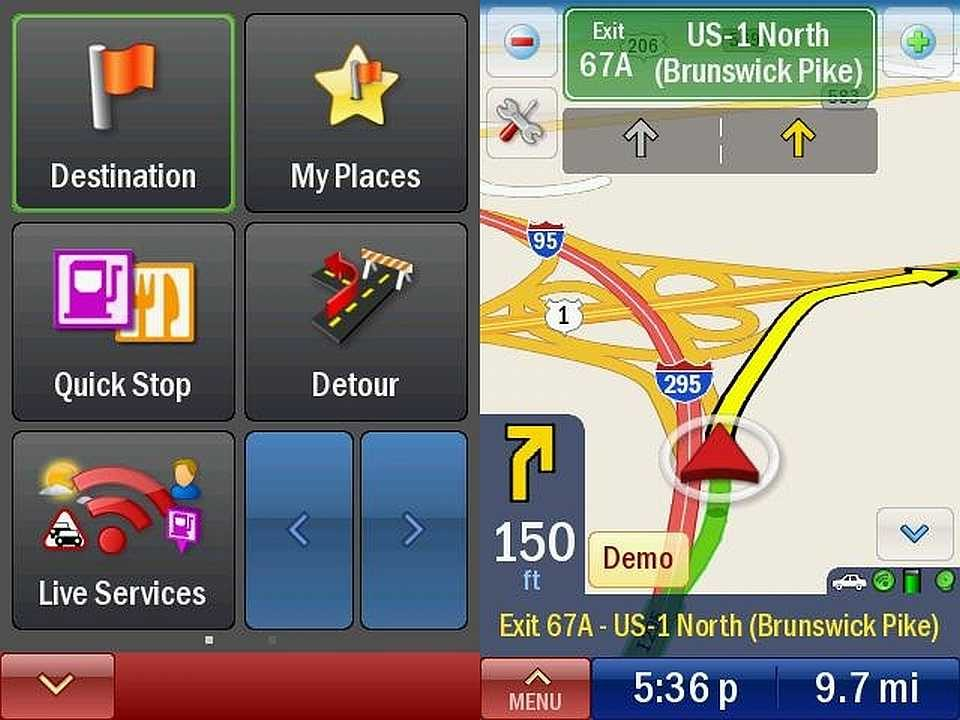 GPS Android CoPilot
