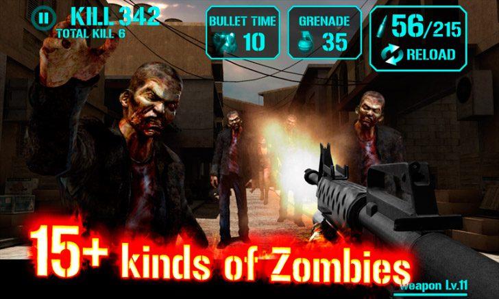 Los 8 Mejores Juegos De Zombies Android
