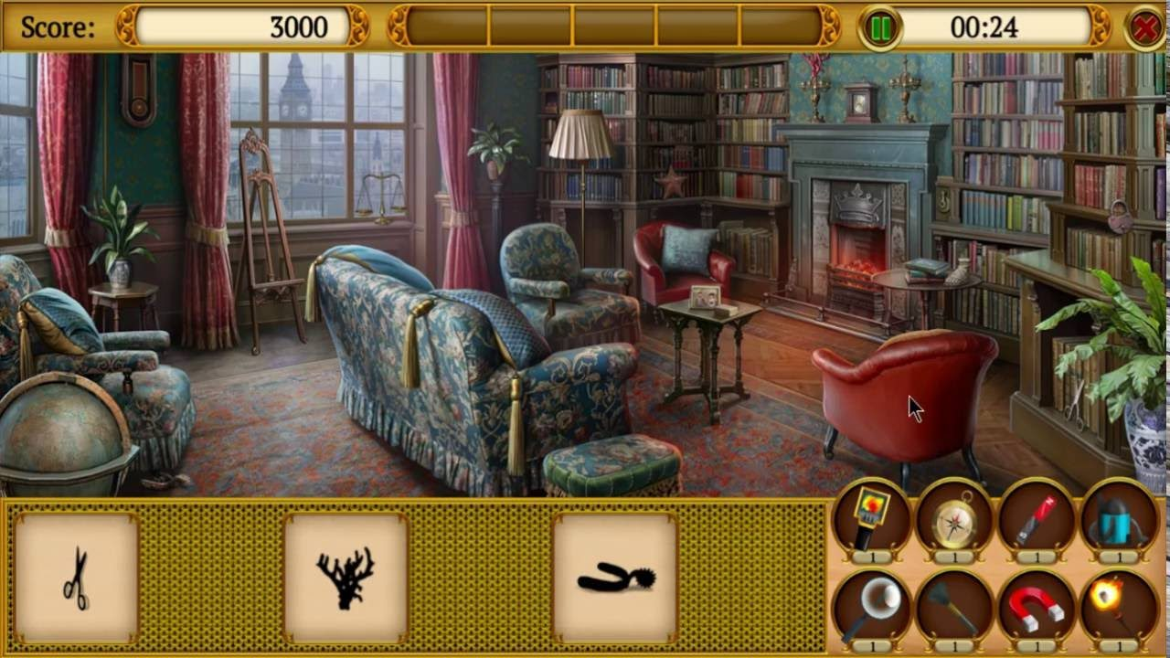 Hidden Objects: Mystery Society para Android