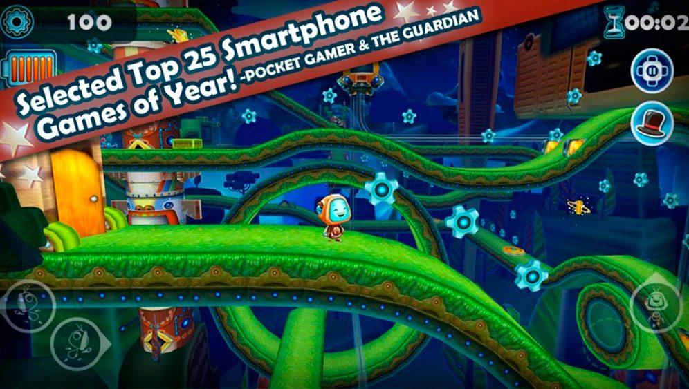 Los 8 Mejores Juegos De Plataformas Android De 2018
