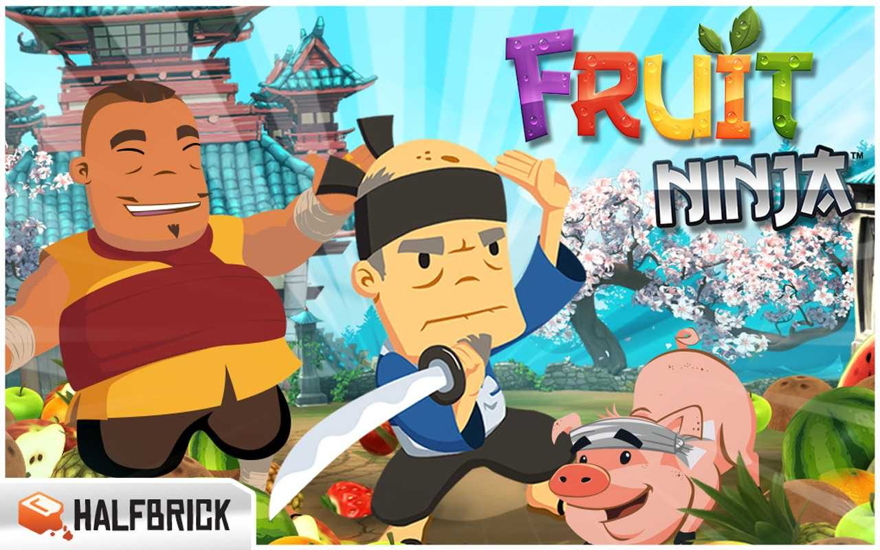 Juego Fruit Ninja Free para niños Android