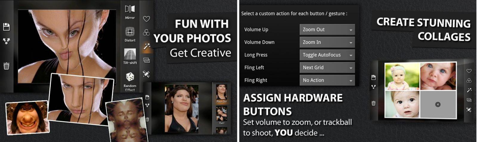 Mejores aplicaciones Android para hacer fotos