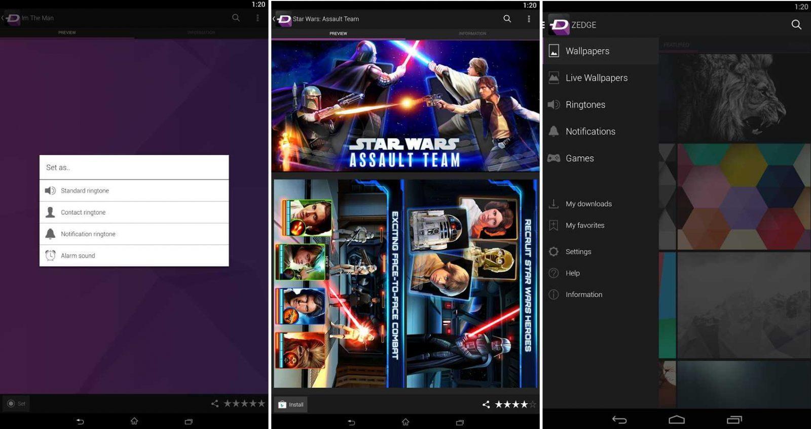 Mejores apps Android para personalizar el móvil