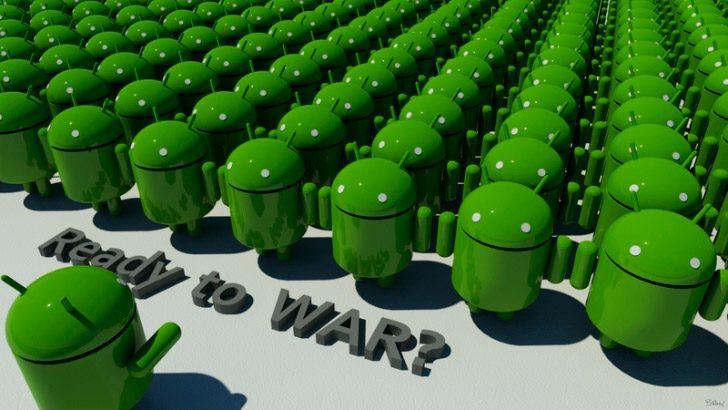 Los 8 Mejores Juegos De Guerra Android