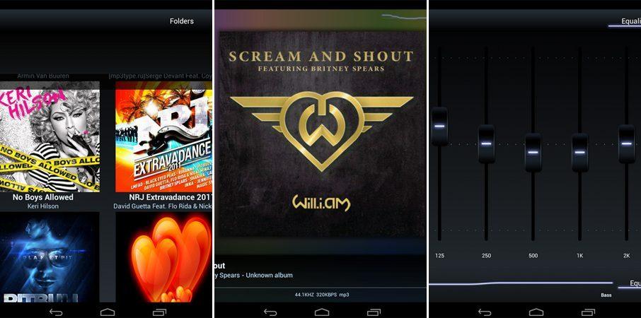 Mejores reproductores de música Android