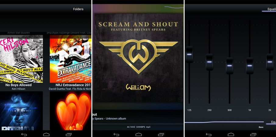 Reproductor Poweramp Music Player