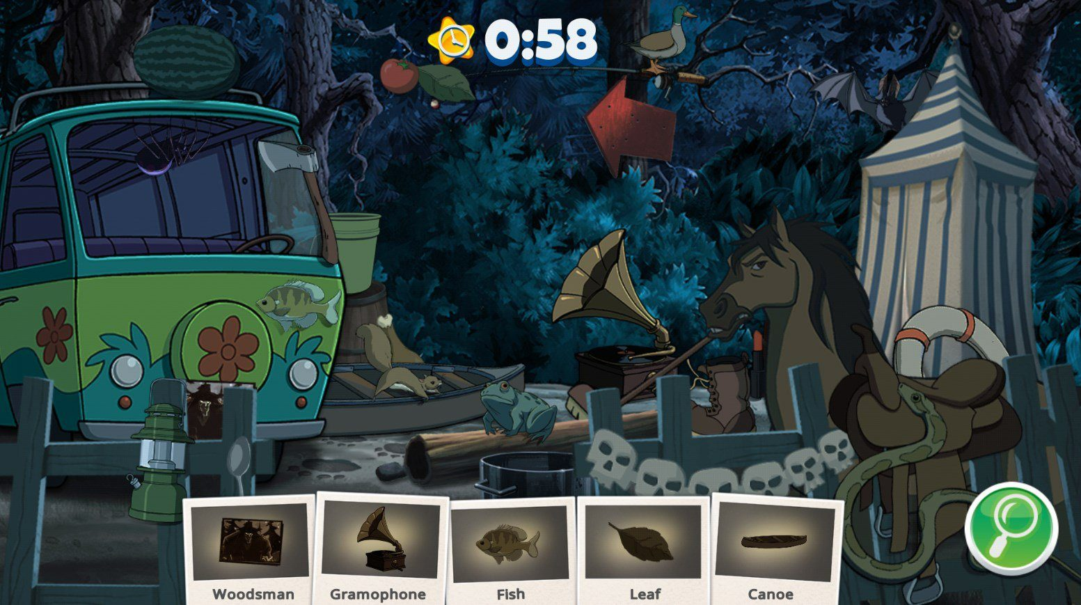 Scooby Doo Mystery Cases para Android