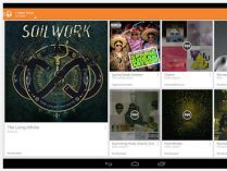 Reproductor Google Play Music