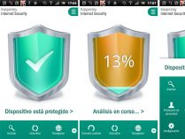 Aplicación Android Kaspersky Internet Security