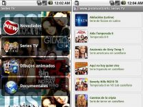 App en Android para ver filmes Series TV