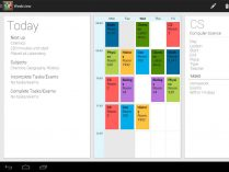 App para Android School Timetable Deluxe