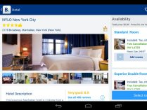 Booking para Android