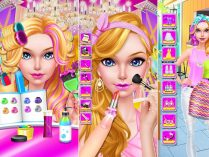 Fashion doll hair salon Android