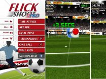 Flick Shoot Pro para Android