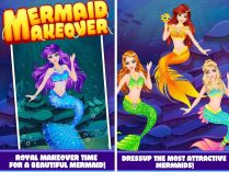 Royal Mermaid Princess Android
