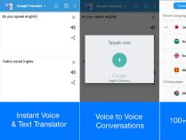 Speak and Translate Android