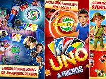 UNO & Friends online para móviles Android